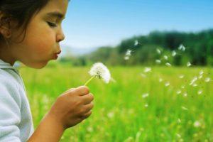 child-flower